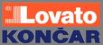 LOVATO KONČAR Logo